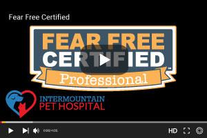 Fear Free Certified Hospital