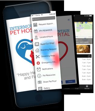 intermountain pet hospital mobile app
