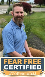 Dr. Ben Davis fear free certified